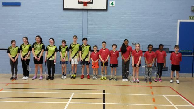 Norfolk's U11 Friendly teams